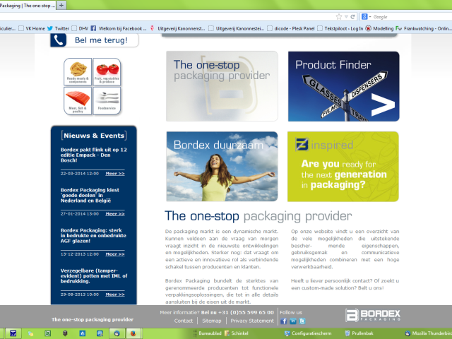 Bordex Packaging