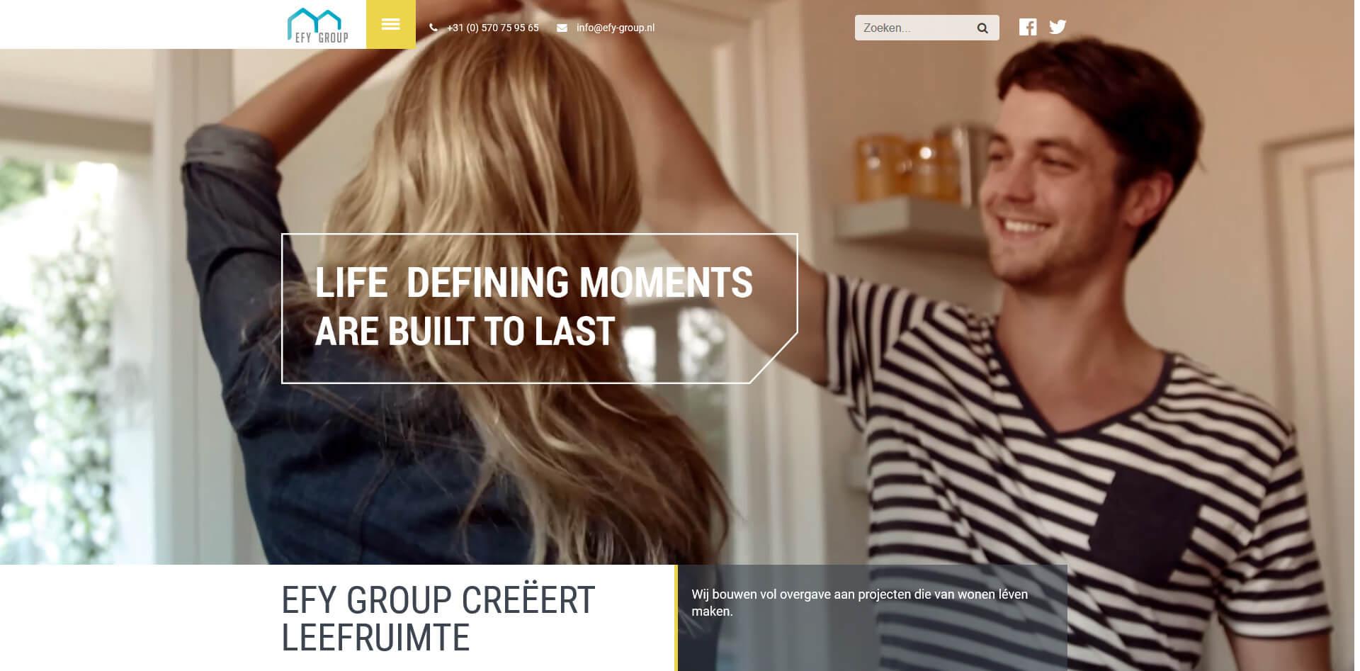 Projectontwikkelaar EFY Group
